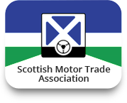 Bosch & Scottish Trade Associations Logos